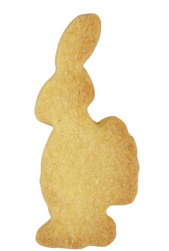 Rabbit with Basket Cookie Cutter 9.5cm