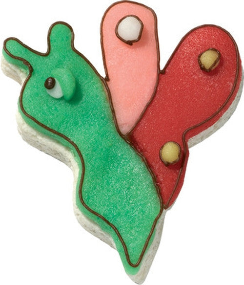 Butterfly Side View 5cm Cookie Cutter-Cookie Cutter Shop Australia