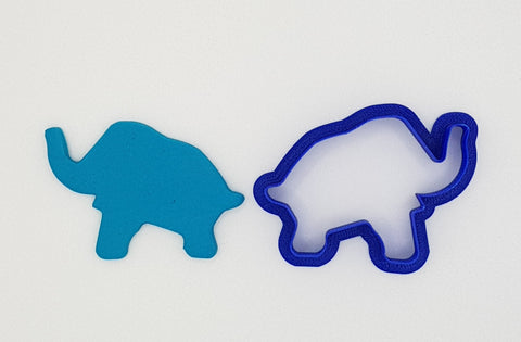 Elephant 7cm Cookie Cutter