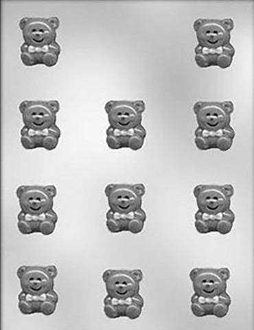 Chocolate Mould 'Mini Bear' | Cookie Cutter Shop Australia