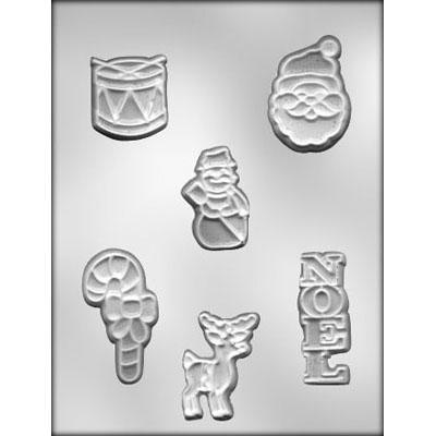 Cute Christmas Assortment Chocolate Mould-Cookie Cutter Shop Australia