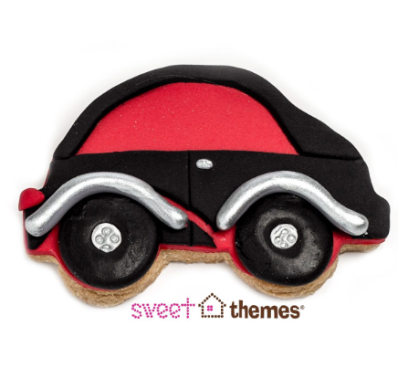 Car Cookie Cutter 10.5cm