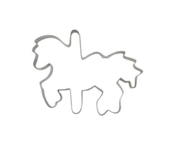 Carousel Horse 10cm Cookie Cutter-Cookie Cutter Shop Australia