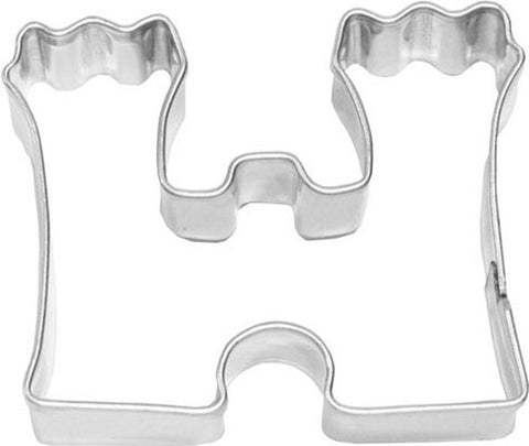 Castle 5.5cm Cookie Cutter-Cookie Cutter Shop Australia