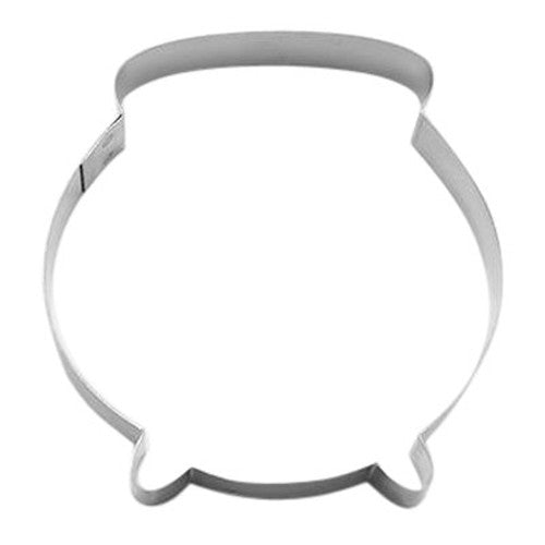Cauldron 8cm Cookie Cutter-Cookie Cutter Shop Australia