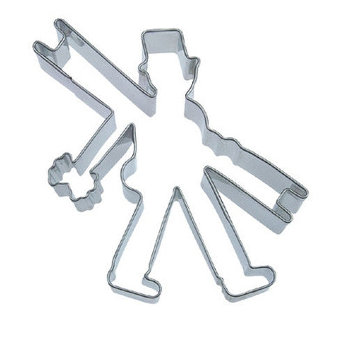 Chimney Sweep Cookie Cutter-Cookie Cutter Shop Australia