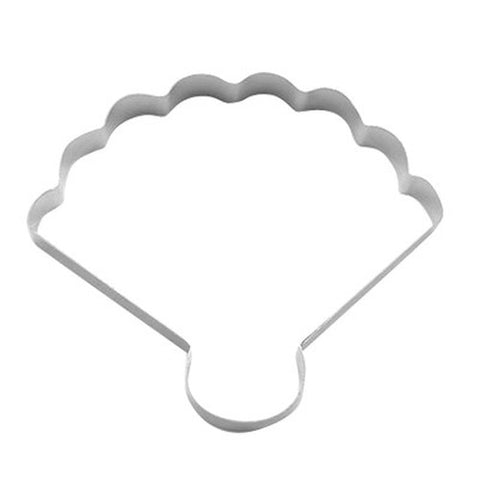 Chinese Fan 10cm Cookie Cutter-Cookie Cutter Shop Australia