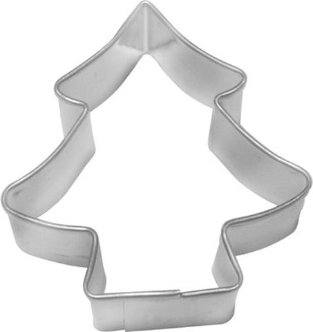 Small Christmas Tree 6cm Cookie Cutter-Cookie Cutter Shop Australia