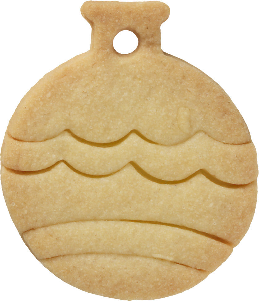 Christmas Bauble with Internal Detail 7.5cm Cookie Cutter-Cookie Cutter Shop Australia