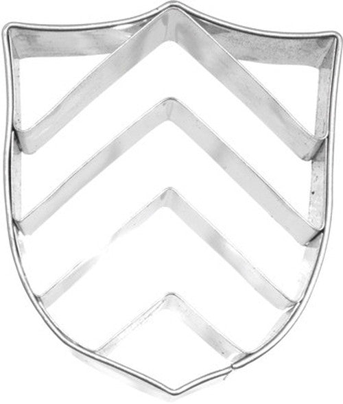 Coat of Arms 5cm Cookie Cutter-Cookie Cutter Shop Australia