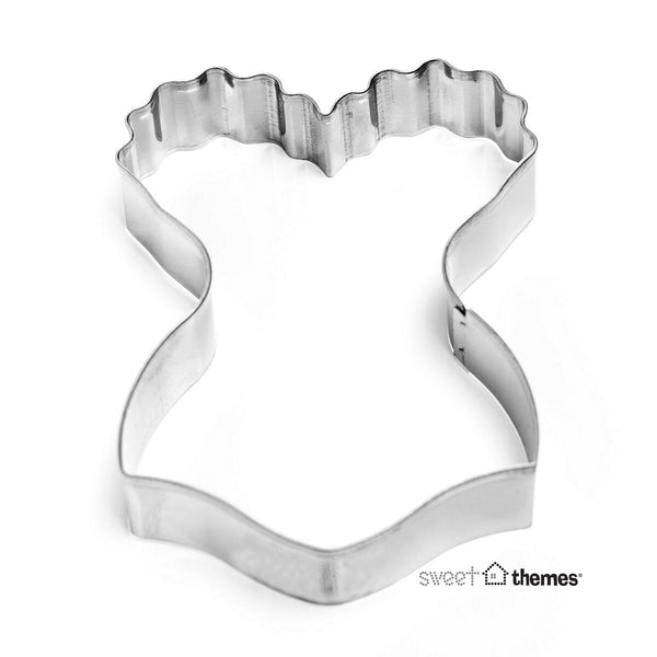 Corset 10cm Cookie Cutter-Cookie Cutter Shop Australia