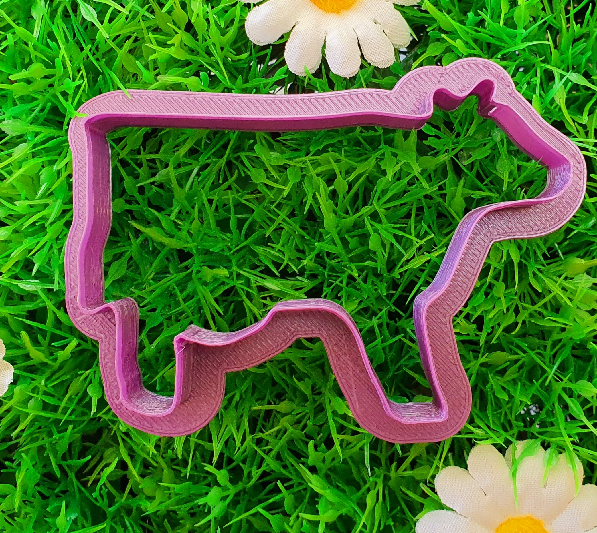Cow Cookie Cutter 8cm