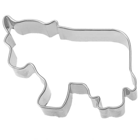 Cow 6cm Cookie Cutter-Cookie Cutter Shop Australia