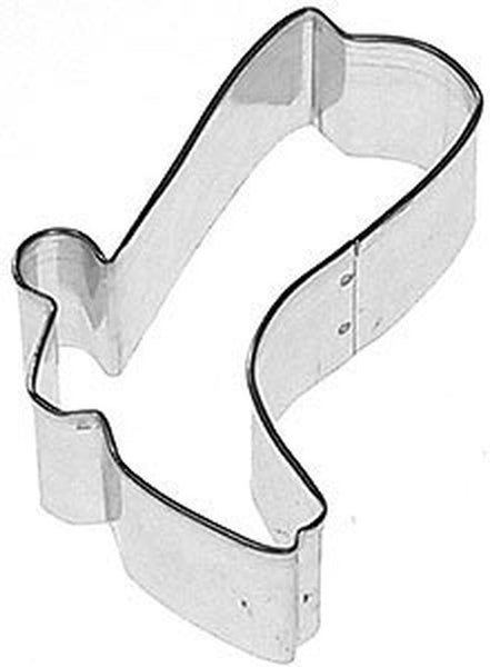 Cowboy Boot 8.5cm Cookie Cutter-Cookie Cutter Shop Australia
