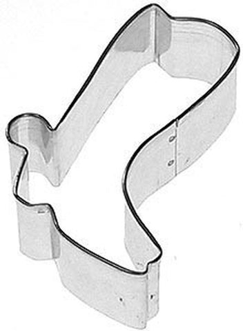 Cowboy Boot Cookie Cutter 8.5cm | Cookie Cutter Shop Australia