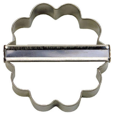 Crinkle Cut Outer Ring Cookie Cutter-Cookie Cutter Shop Australia