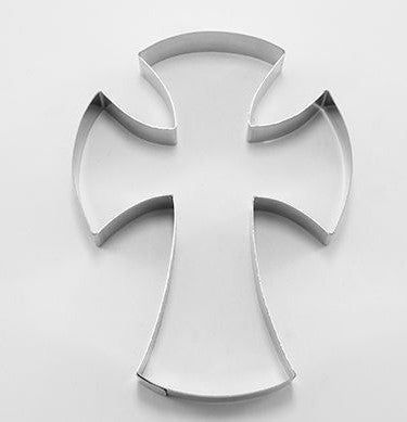 Cross Cookie Cutter 12.5cm | Cookie Cutter Shop Australia