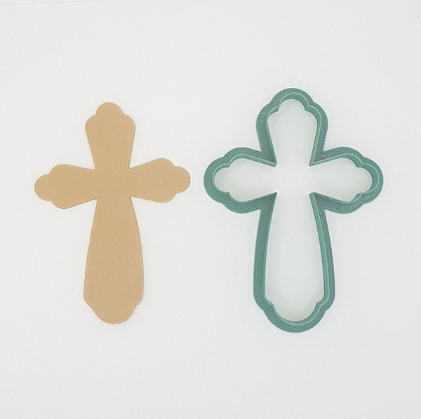 Cross 11cm Cookie Cutter-Cookie Cutter Shop Australia