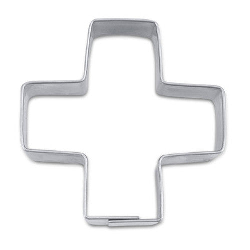 Cross Cookie Cutter 4.5cm-Cookie Cutter Shop Australia