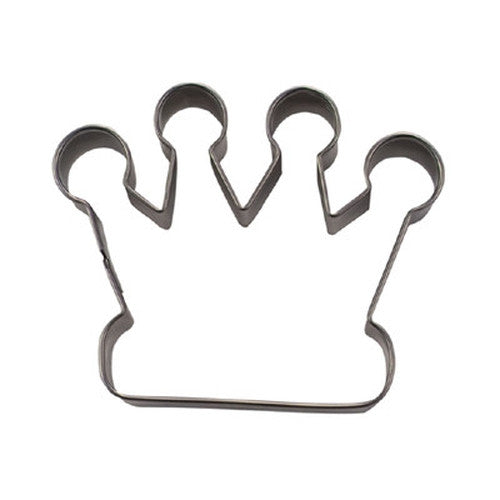 Crown 5cm Cookie Cutter-Cookie Cutter Shop Australia