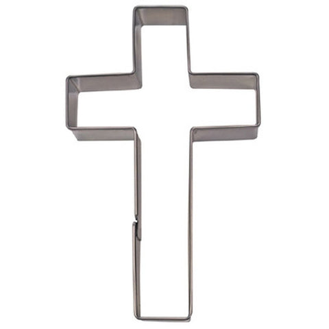 Crucifix Cross 7cm Cookie Cutter-Cookie Cutter Shop Australia