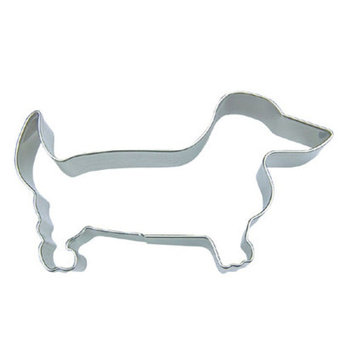 Dachshund Sausage Dog Cookie Cutter-Cookie Cutter Shop Australia