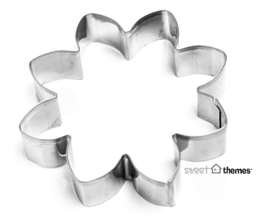 Daisy Cookie Cutter 10 cm | Cooie Cutter Shop Australia