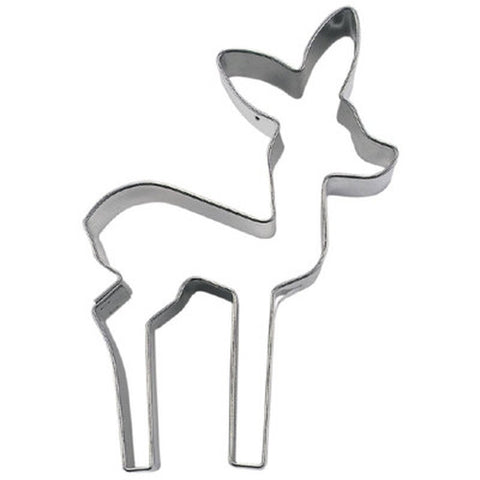 Deer 5cm Cookie Cutter-Cookie Cutter Shop Australia