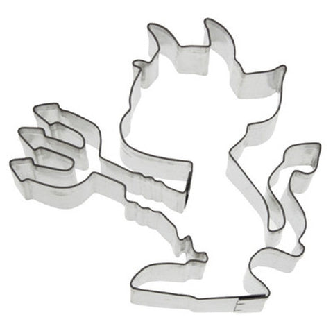 Devil Cookie Cutter-Cookie Cutter Shop Australia