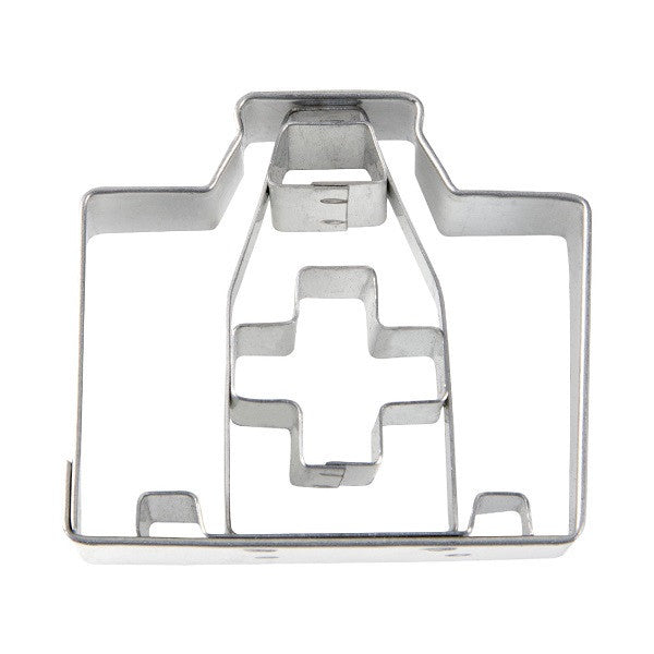 Doctor Case 4.5cm Cookie Cutter-Cookie Cutter Shop Australia