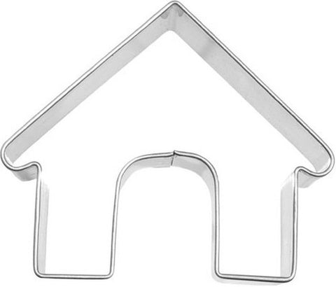 Dog Kennel 6cm Cookie Cutter-Cookie Cutter Shop Australia