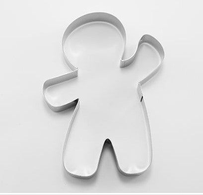 Gingerbread Person cookie cutter 11.5cm | Cookie Cutter Shop Australia