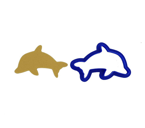 Dolphin 7cm Cookie Cutter