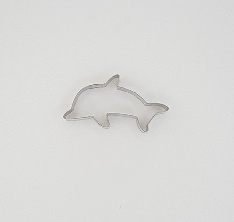 Dolphin 7cm Stainless Steel Cookie Cutter