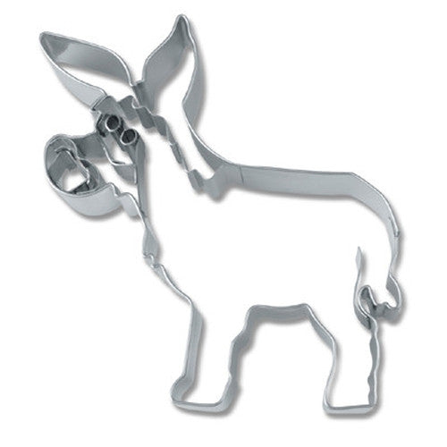 Donkey 7.5cm Cookie Cutter-Cookie Cutter Shop Australia