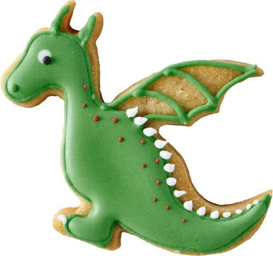 Dragon 7cm Cookie Cutter-Cookie Cutter Shop Australia