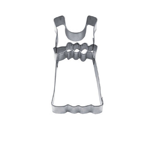 Dress 7cm Cookie Cutter-Cookie Cutter Shop Australia