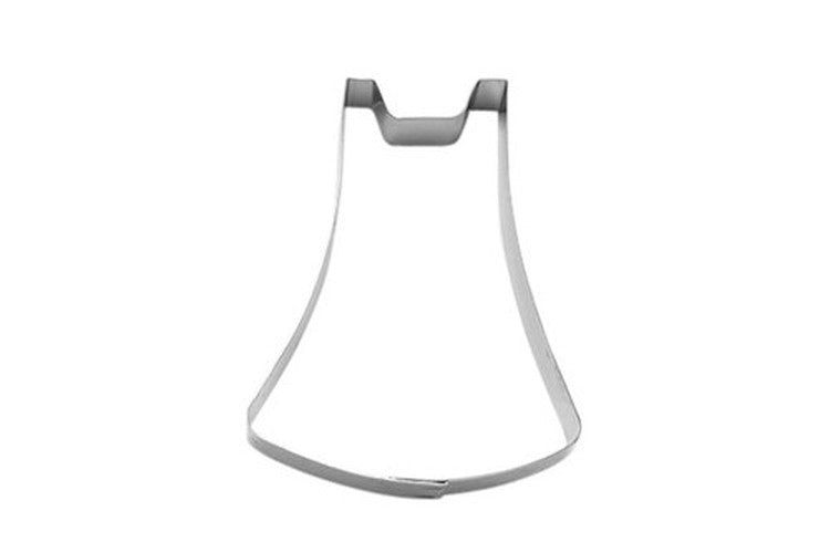 Pinafore Dress Cookie Cutter-Cookie Cutter Shop Australia