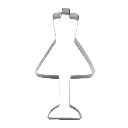 Dressmakers Mannequin 12cm Cookie Cutter-Cookie Cutter Shop Australia