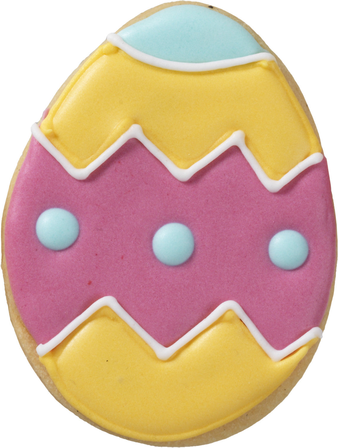 Easter Egg 8cm With Internal Detail 1 Cookie Cutter-Cookie Cutter Shop Australia
