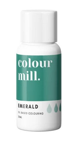Emerald Oil Based Colouring 20ml
