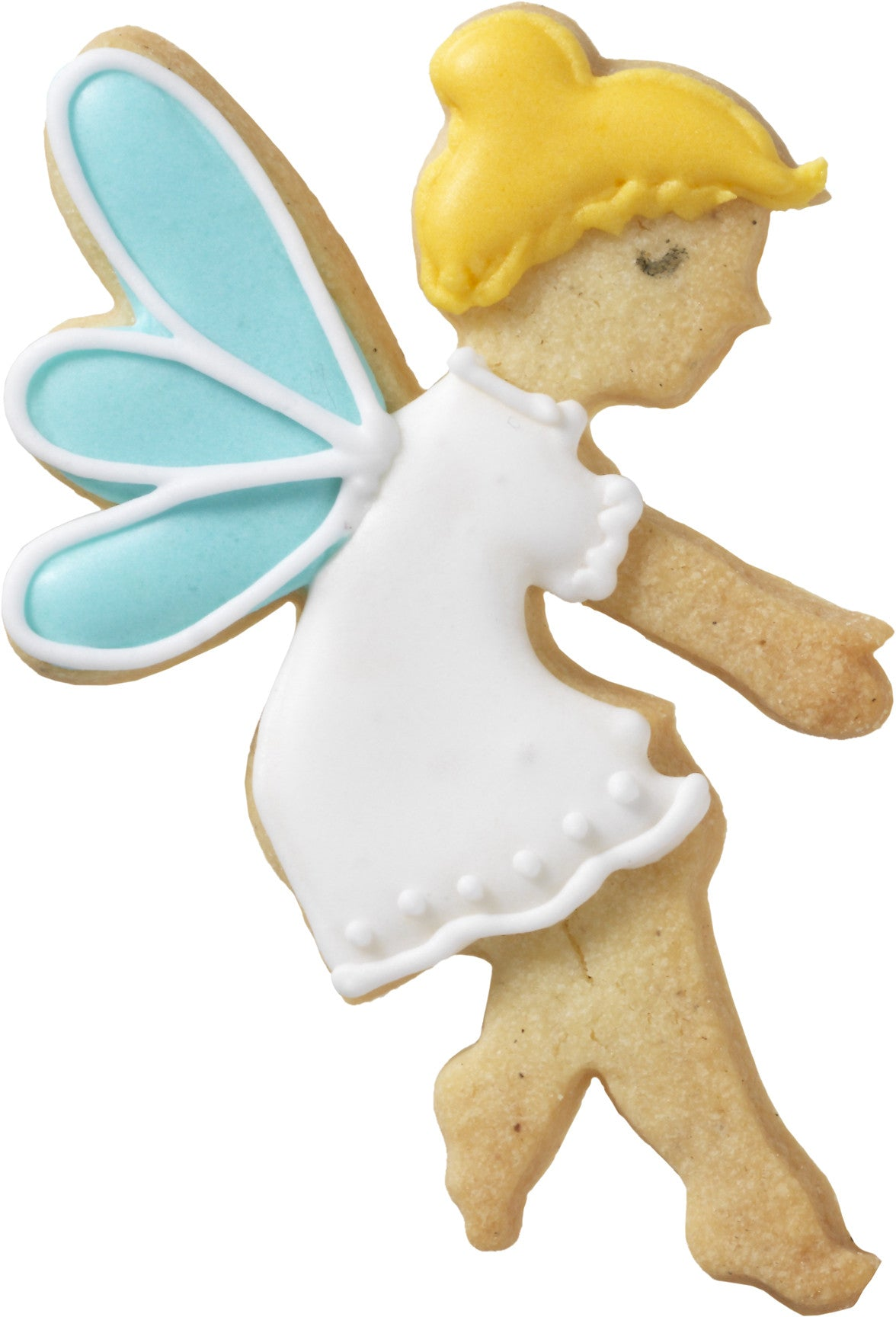 Fairy Flying 11cm Cookie Cutter-Cookie Cutter Shop Australia