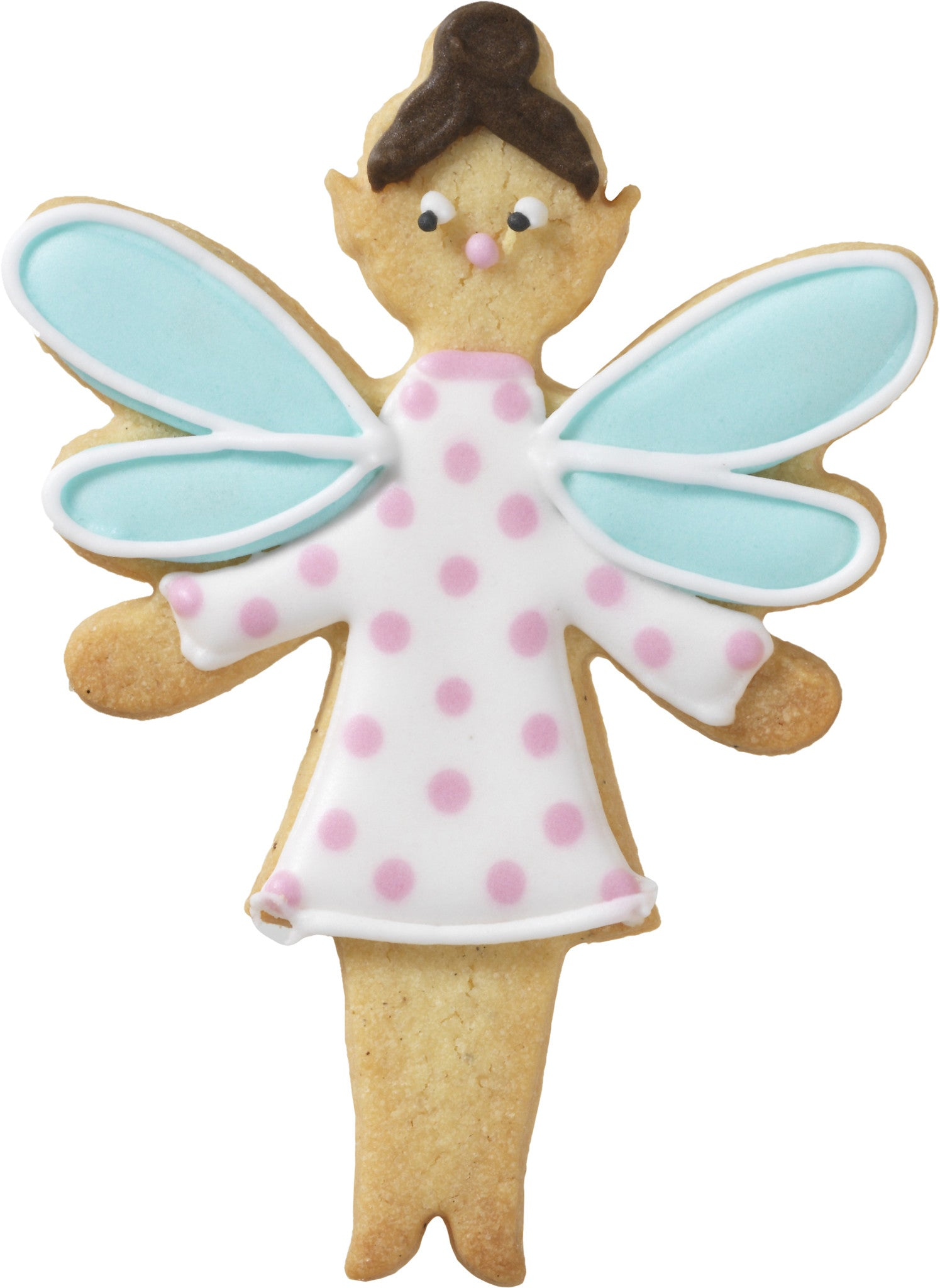 Fairy Standing 11cm Cookie Cutter-Cookie Cutter Shop Australia