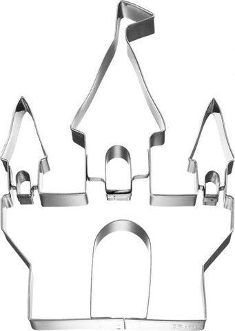 Fairytale Castle 13cm Cookie Cutter-Cookie Cutter Shop Australia