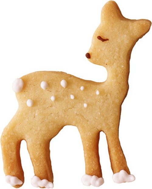 Fawn 6.5cm Cookie Cutter-Cookie Cutter Shop Australia