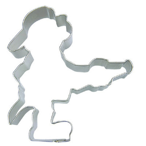 Fireman Cookie Cutter-Cookie Cutter Shop Australia
