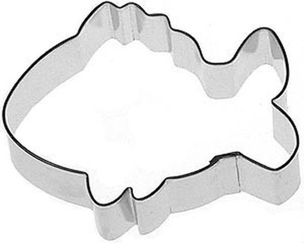 Fish 9cm Cookie Cutter-Cookie Cutter Shop Australia