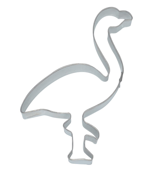 Flamingo 10cm Cookie Cutter-Cookie Cutter Shop Australia