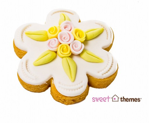 Flower Cookie Cutter 7.5cm | Cookie Cutter Shop Australia