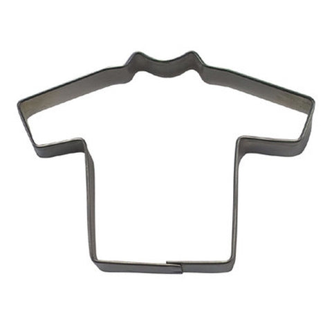 Football Shirt 7cm Cookie Cutter-Cookie Cutter Shop Australia
